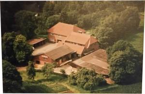 Zimmerei Hobbie Wiefelstede in den 90er Jahren